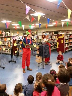 La Biblioteca de Juneda celebra el seu vuitè aniversari amb la participació de més d'un centenar de persones