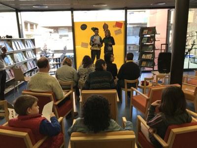 La Biblioteca Joan Duch de Juneda celebra el Dia Mundial de la Poesia
