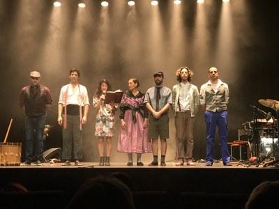 La iniciativa 'Fem Dansa' arriba a Juneda amb l'espectacle 'A Vore'