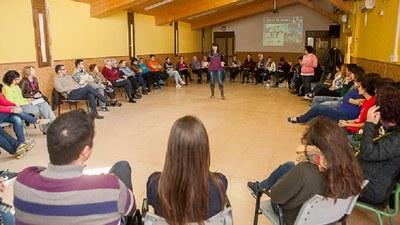 La sardana, protagonista a les jornades de divulgació 'Enganxa't' a Les Obagues