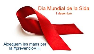 Manifest dia Mundial de la Sida
