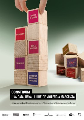 MANIFEST INSTITUCIONAL DIA INTERNACIONAL PER A L'ELIMINACIÓ DE LA VIOLÈNCIA ENVERS LES DONES