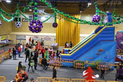Obrim l'any 2015 amb el Parc de Nadal