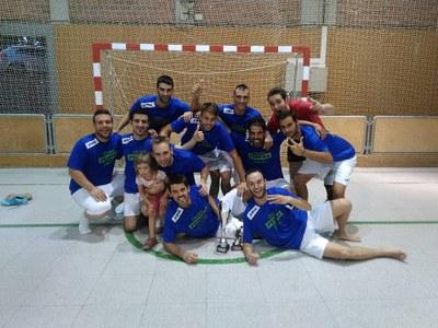 Òptica Perera, campió de la 21a edició de les 24 Hores de Futbol Sala de Juneda