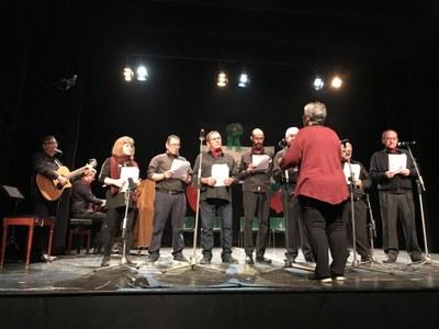 cor del Centre de Rehabilitació de la Veu de Lleida