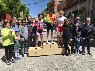 Primera edició del Trofeu Vila de Juneda de fèmines de ciclisme de carretera