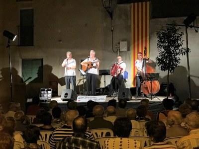 Segueixen els preludis de Festa Major a Juneda amb les Havaneres