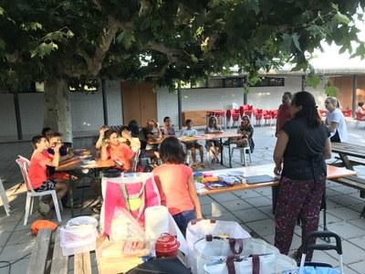 Tallers a Juneda organitzats per l'Oficina Jove de Les Garrigues