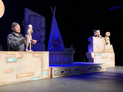Teatre Familiar al Teatre Foment aquest diumenge amb 'Adéu Peter Pan'