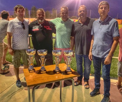 Tercer torneig de futbol amateur intercomarcal