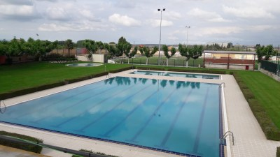 Les piscines ja són a punt