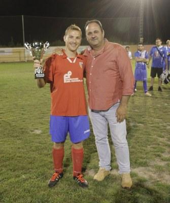 Victòria del C.F.Juneda al triangular de Futbol