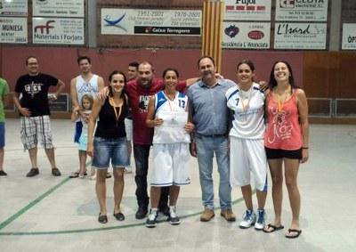 Yogui-Yogui i Veterans Power, campions del XIIè 3x3 Vila de Juneda de bàsquet