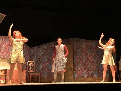 Zaquizamí de la cia Roberto G. Alonso es presenta al Teatre Foment de Juneda